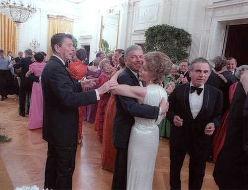 The best picture ever taken of Nancy Reagan. https://t.co/WSfEYE5yt9