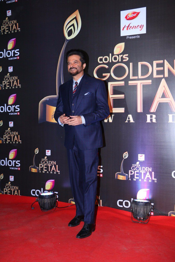 Anil Kapoor at Golden Petlal Awards 2016, GPA 2016 image-photo