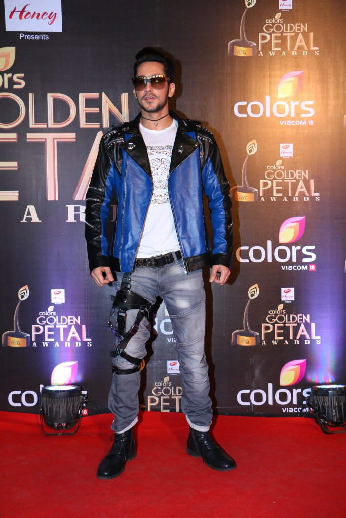 Rishabh Sinha at Golden Petal Awards 2016 GPA 2016 image-picture