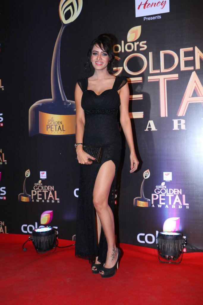 Smriti Khanna at Golden Petla Awards 2016, GPA 2016 image