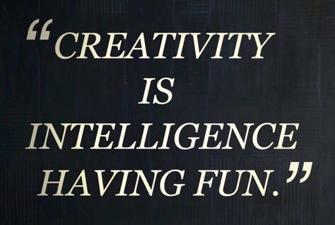 Einstein reminded us of the value of #creativity. https://t.co/B9P3fCBqFC