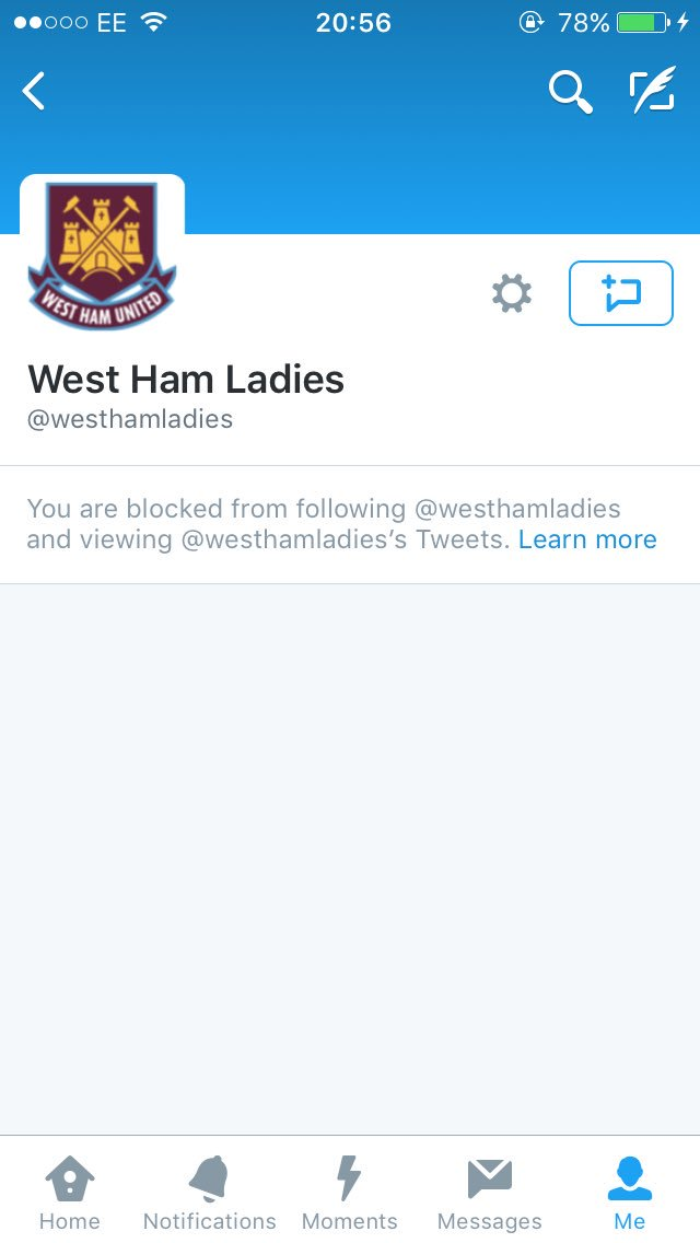 What sort of club is this? 6yrs, captain, got julian dicks in & raised thousands & they block you!