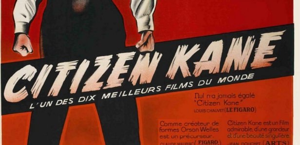 an analysis of citizen kane a movie by orson welles