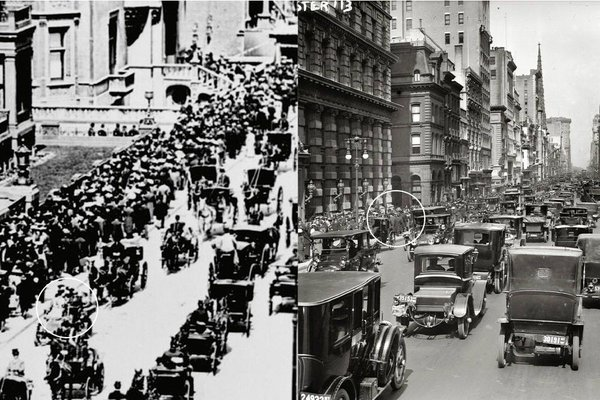Resultado de imagen de tony seba new York 5 th AVE 1913