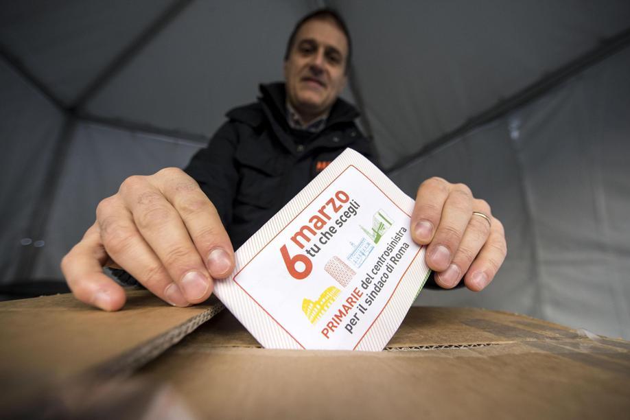 Risultati Primarie PD a Napoli Roma Trieste Bolzano Grosseto Benevento
