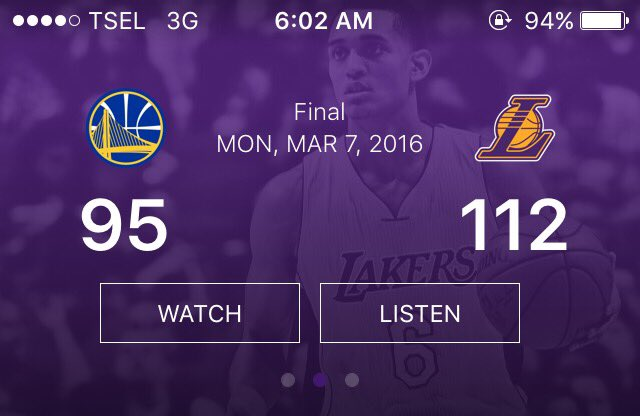 LAKERS WIN BABY!!
