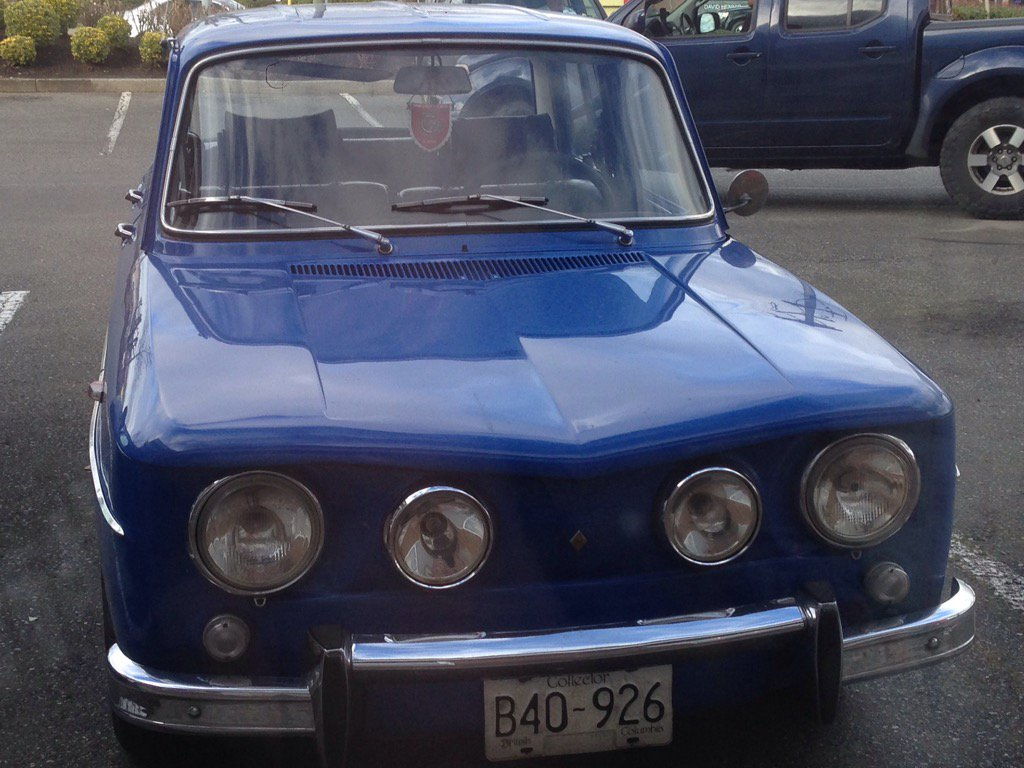 Ryan Cousineau On Twitter Mystery Car Appears To Be A Renault 8 Gordini So 100 Hp In A Rear Engine Car That Could Fit In A Pickup Bed Https T Co 75xxelcocb