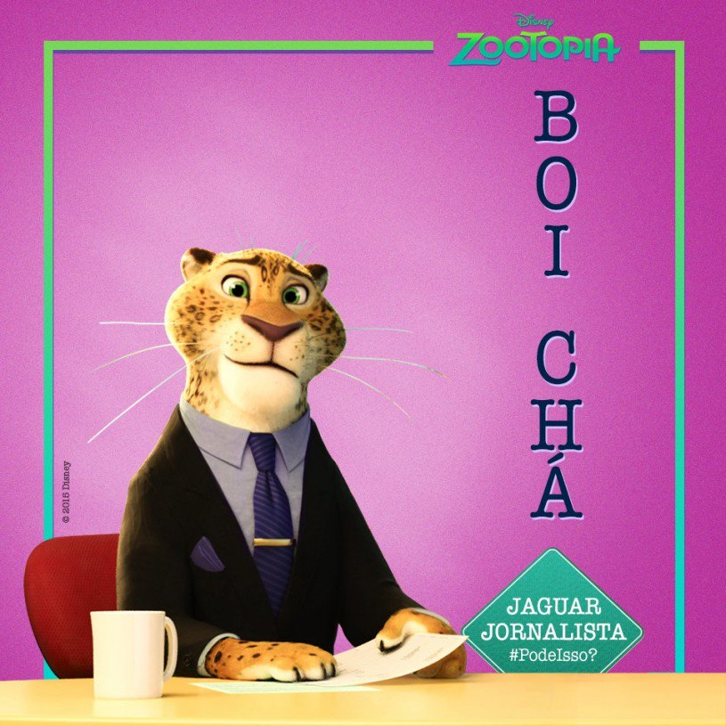 Zootopie [Walt Disney - 2016] - Page 7 Cc5yuyCUYAAJIoI