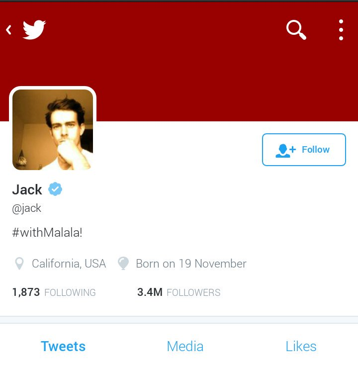 Hahahaha we have a @jack #WithMalala & here a @TwitterIndia guy mocking,participatn in Cyberbullying a 15yr old girl https://t.co/Cj6Cpft58K