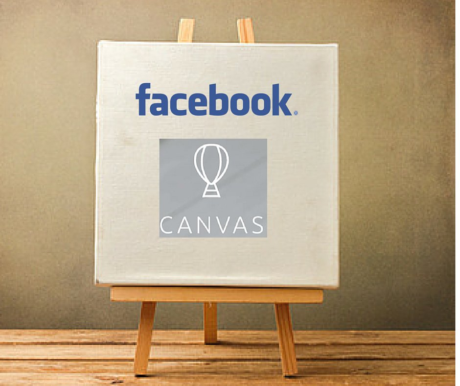 The 411 on Facebook's New Canvas Feature https://t.co/URCXpm6zNM #SMM https://t.co/aYdErh8bjb