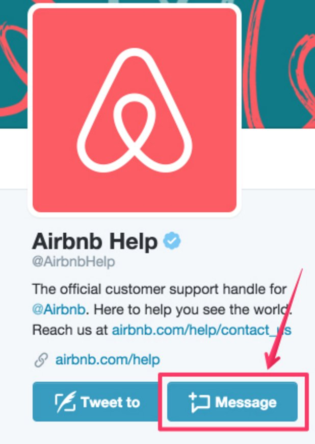 Airbnb Help on Twitter: