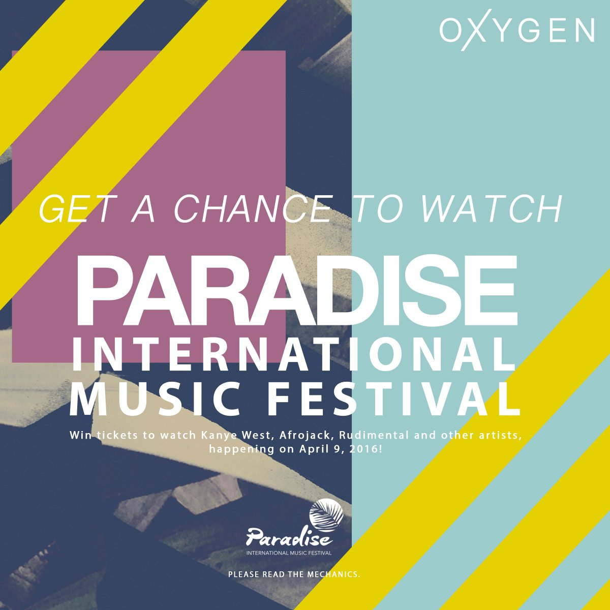 Want to watch @paradiseimf? Check us out on https://t.co/CFYyPH6cnJ to know how to get FREE TICKETS! #OXGNPLAY https://t.co/qaiQ0bUEyB