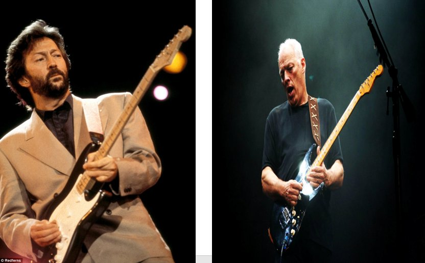 Eric Clapton vs David Gilmour Cc8UpL1W0AAk9cT