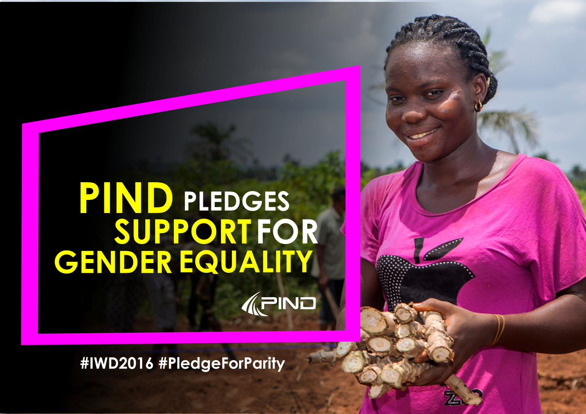 We're pledging support for gender equality during #IWD2016 with our #PledgeforParity. Are you? https://t.co/LjsMWq64bd