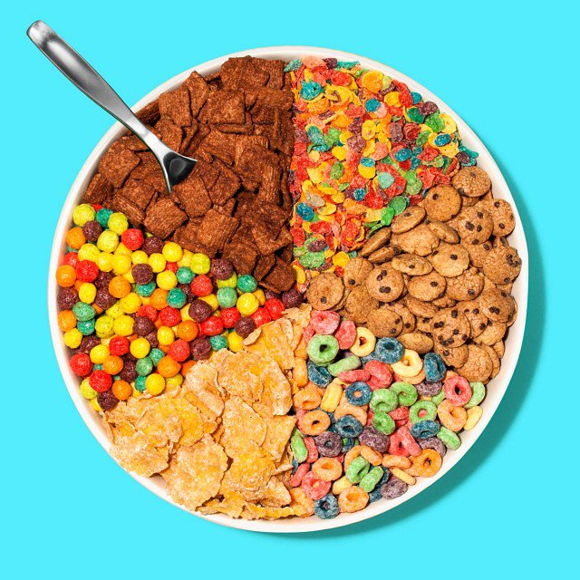 Don't know if you guys know this but today is #NationalCerealDay. https://t.co/FHOVu2akvV