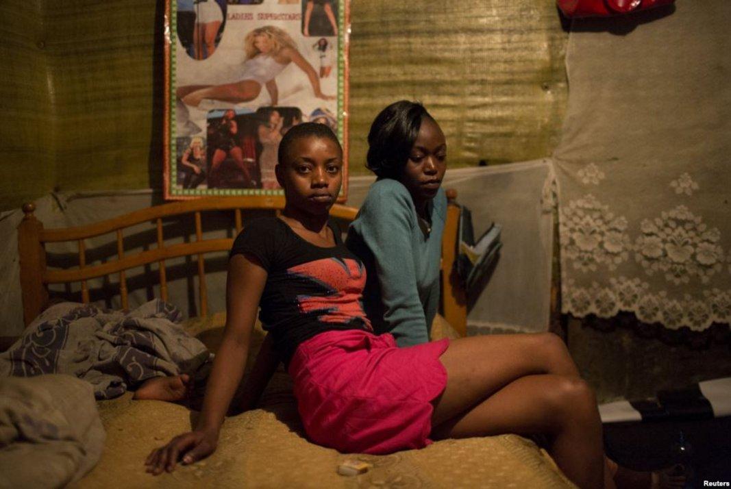 Конго проститутки сдал квартиру проституткам