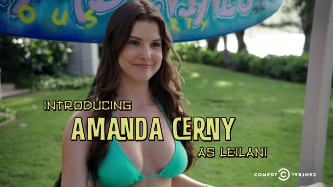 So stoked to be on @ADAMDEVINE house party on @ComedyCentral ! Love everyone apart of this show! https://t