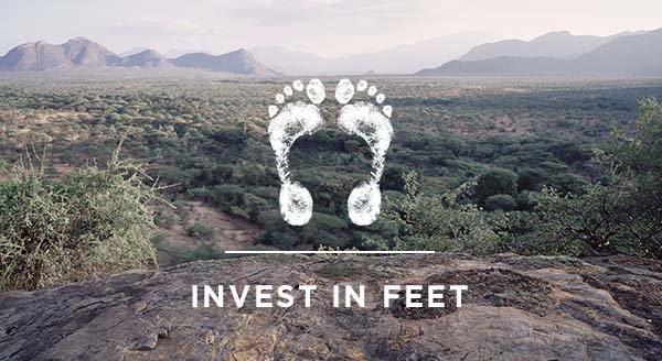 We're on a quest for the perfect shoe, perfect for feet. Share our message: https://t.co/6vyyItqKUo #InvestInFeet https://t.co/N1GJkKYTK8