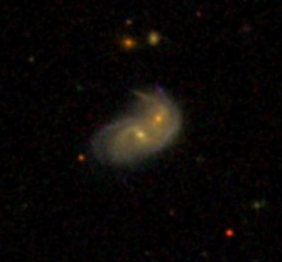 With thanks to @galaxyzoo we know have found a galaxy which looks like a cat… https://t.co/O1ULN5C9bT #docufeest https://t.co/KRAFDTGppj