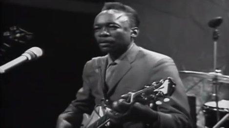 Monday #Blues Video: John Lee Hooker 'Boom Boom' https://t.co/2ylpA6qF6i https://t.co/iOgMv4q8MA