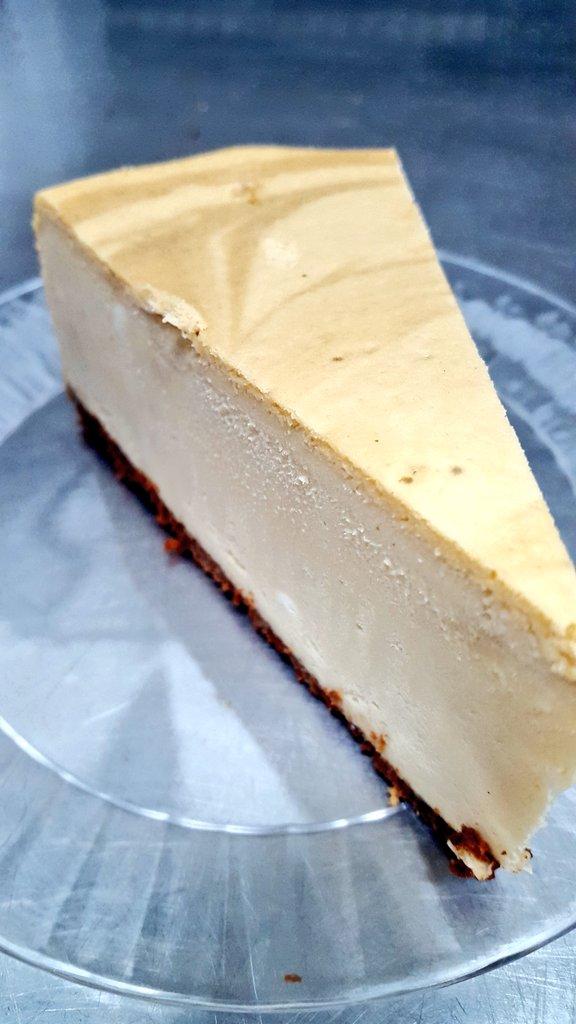 New flavor announcement: made w/ @DangerousMan7 we bring you PB Porter Cheesecake!  Grab a tissue. It's that good. https://t.co/Db7CLv3W25