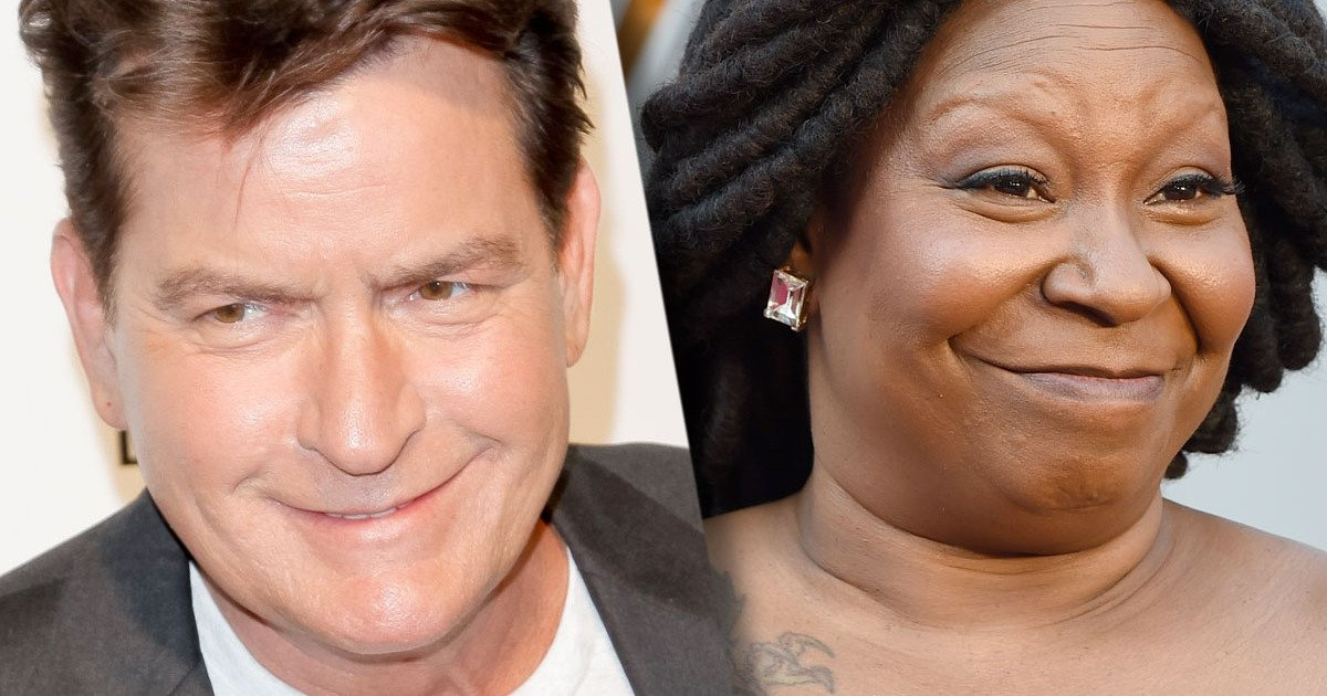Vulture On Twitter Whoopi Goldberg And Charlie Sheen Have Joined