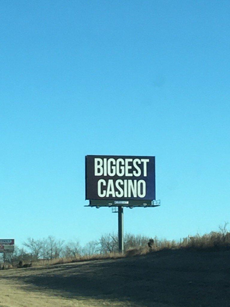 Largest casino oklahoma city
