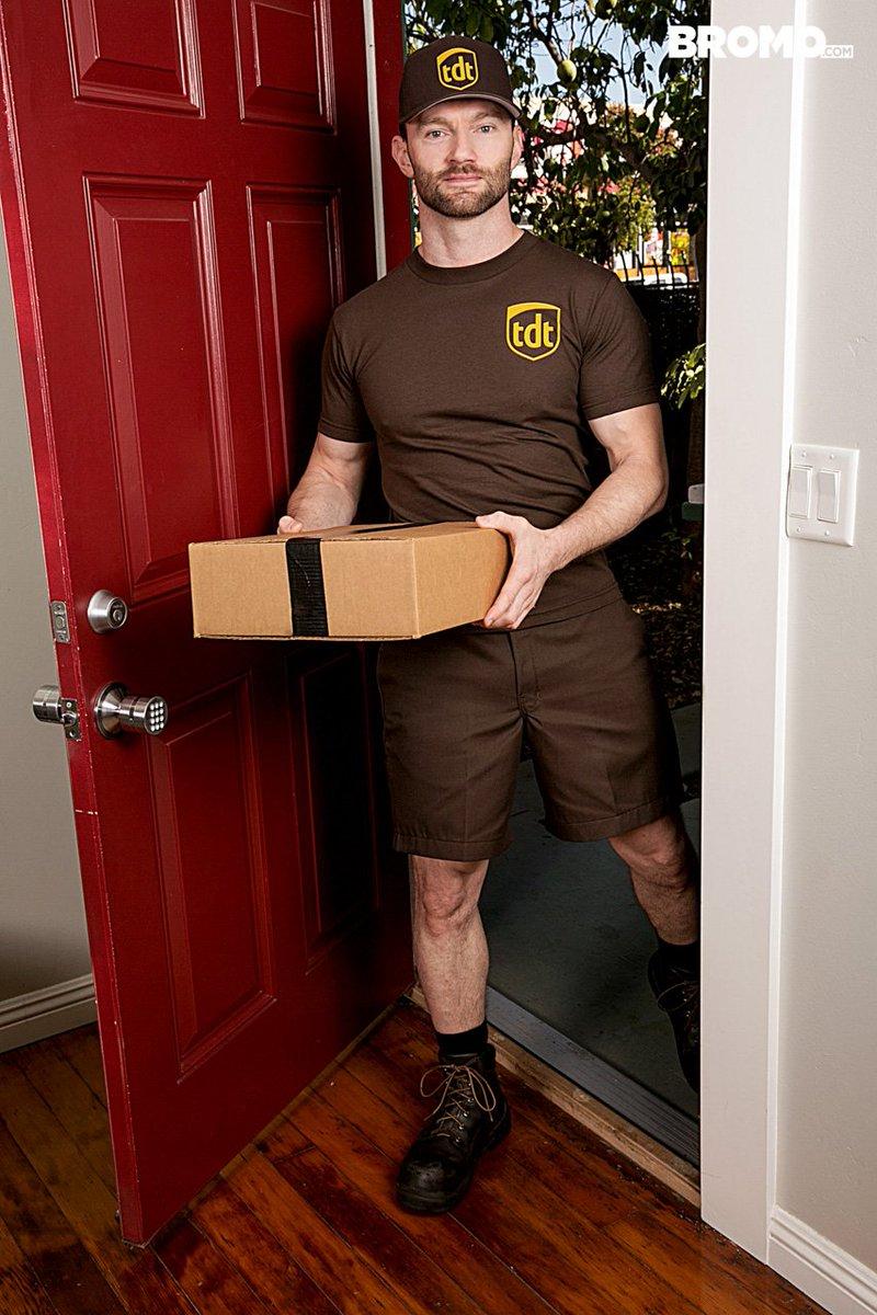 Delivery Gay Porn