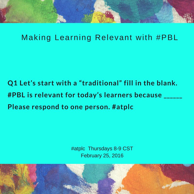 Thumbnail for Making Learning Relevant with Project-Based Learning