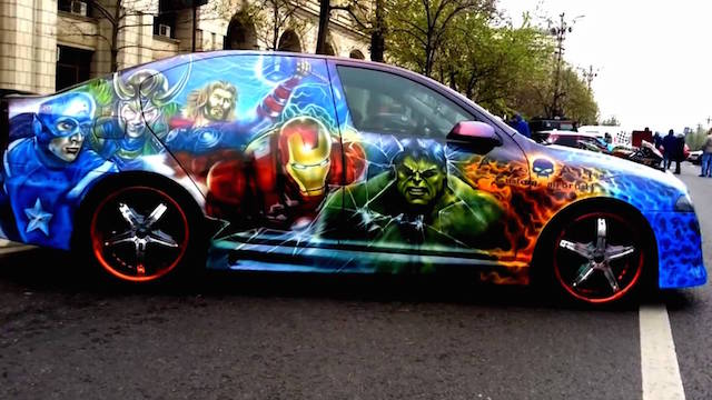 15 Vehicles Painted After Your Favorite Superheroes   https://t.co/xyKBPh0GrA https://t.co/sCona4wWvL