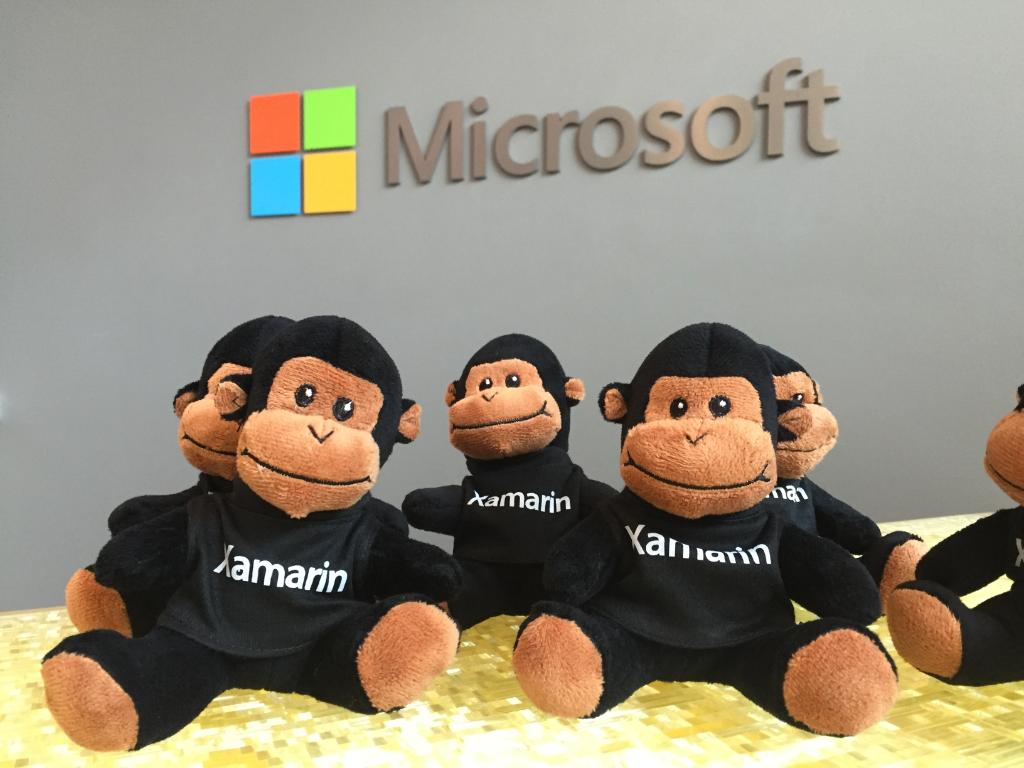 .@Microsoft acquires the leader in mobile app dev #Xamarin #XamarinJoinsMicrosoft https://t.co/vwEfIRGeWn https://t.co/EYpaiAWxz9