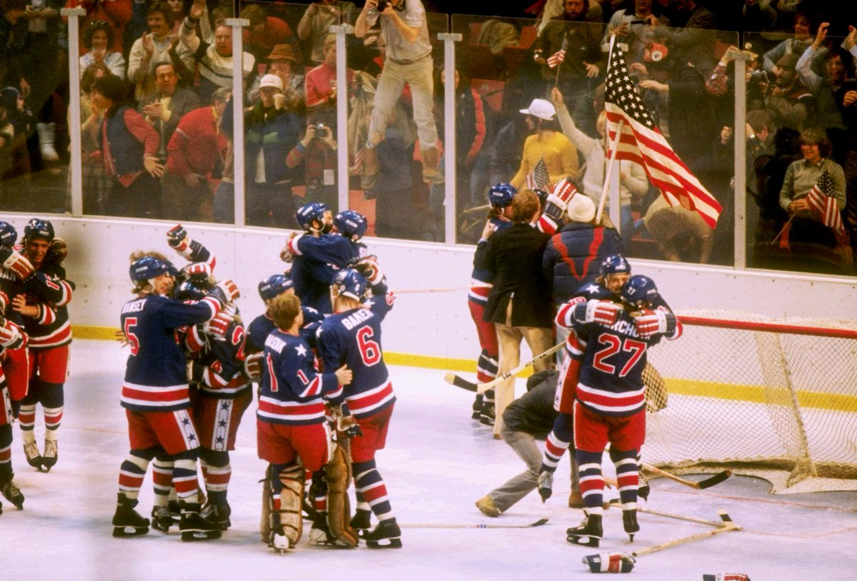 the 1980 u s olympic hockey team They were the 1980 us olympic hockey team, a blue-collar bunch led by an unconventional coach, and they engineered what sports illustrated called the greatest sports moment of the twentieth century their miracle on ice has become a national fairy tale, but the real cinderella story is even more remarkable.
