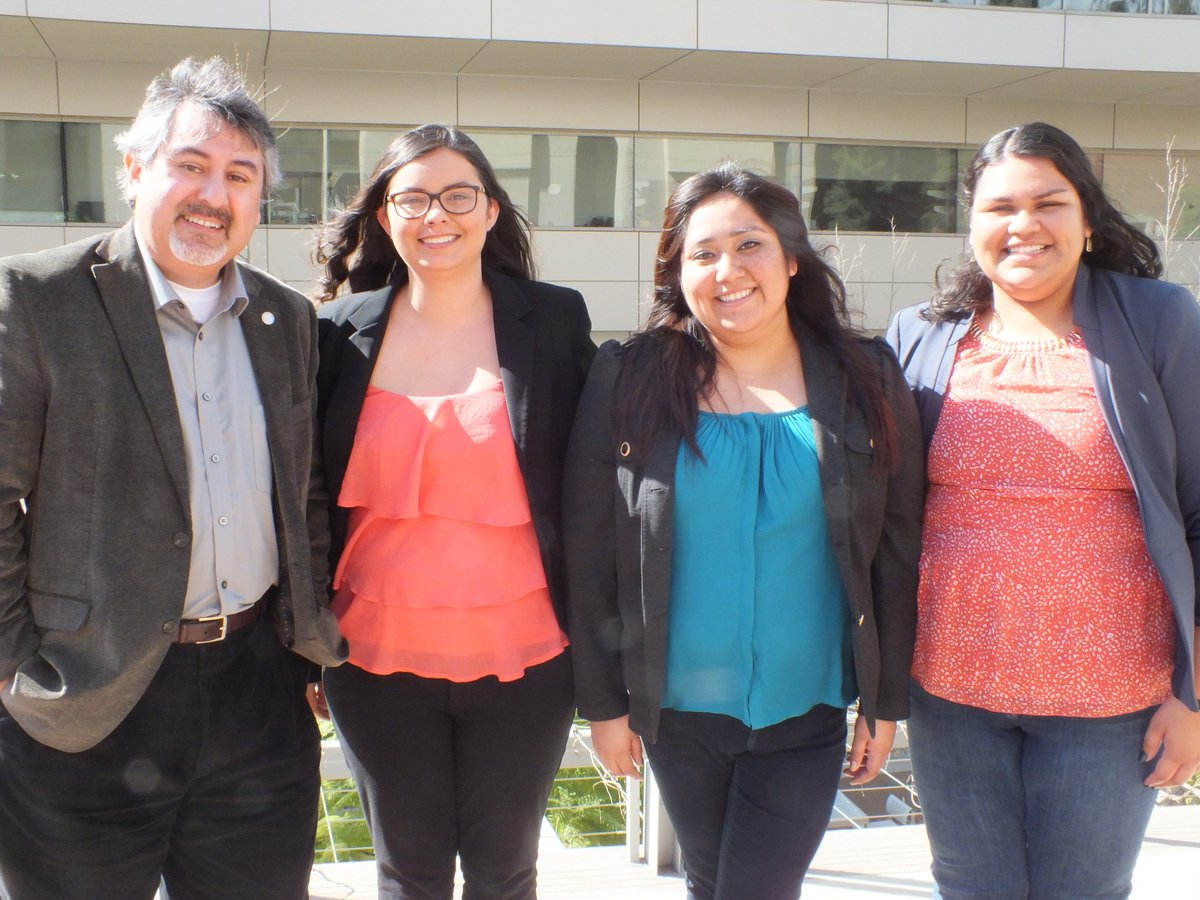 Great meeting between .@linogonzalezphd #sacnas President-Elect & @sacnas_ucla chapter. Talked about chapter impact! https://t.co/FDu5ixG1pu