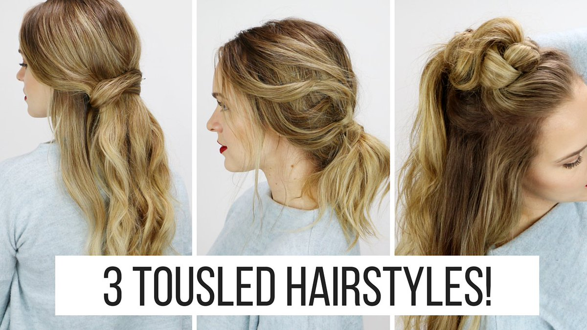 "kayley melissa on twitter: ""a tutorial on all my hairstyles from"