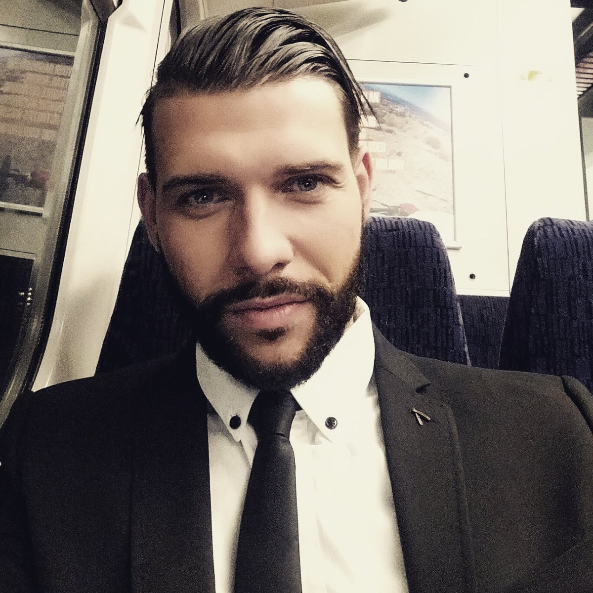 Jay Hutton On Twitter On Route To The Brit Awards After