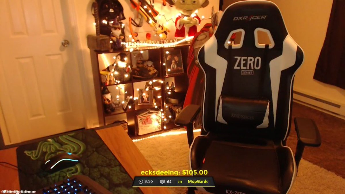 Cool R L Z X R On Twitter Timthetatman Timtheafkman 4Head Bralicious Painted Fabric Chair Ideas Braliciousco