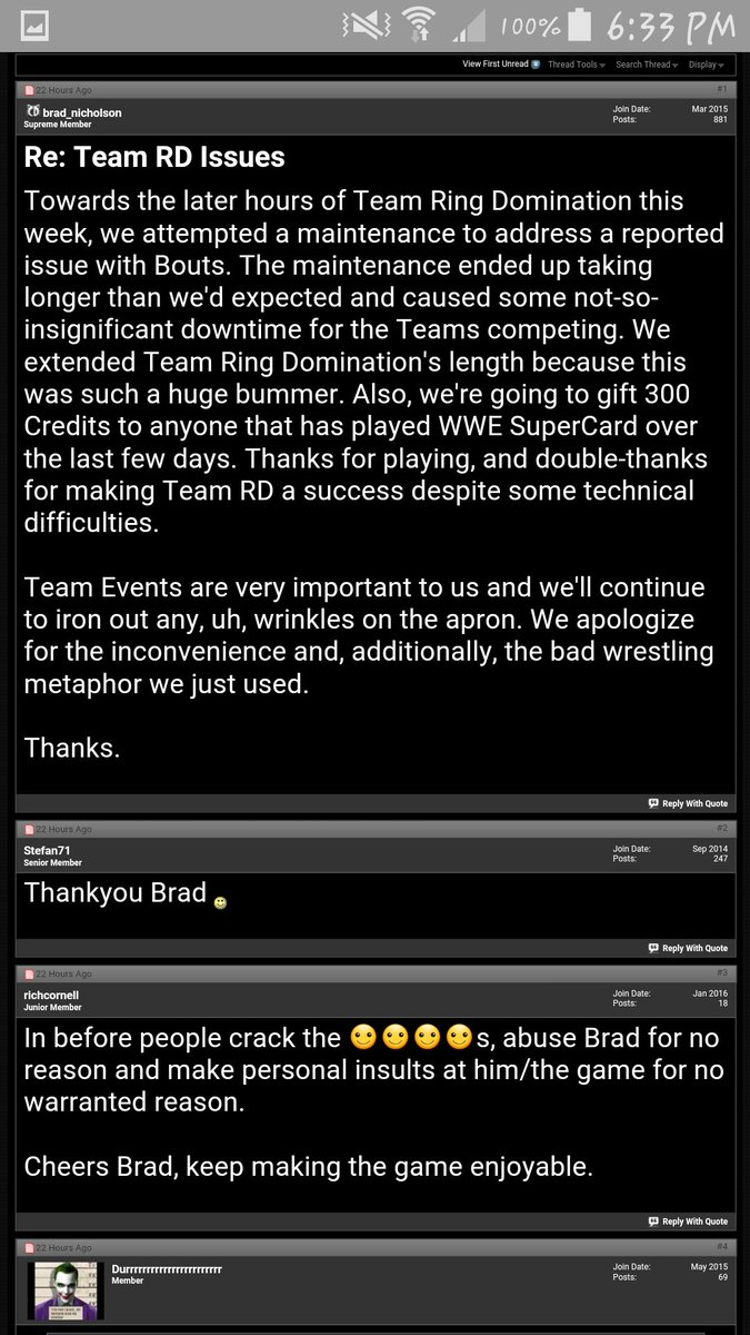 WWE SuperCard on Twitter: