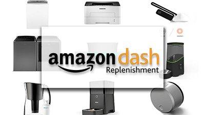 Amazonが日用品の備品が少なくなったら自動で注文してくれるシステム「Amazon Dash Replenishment」をスタート