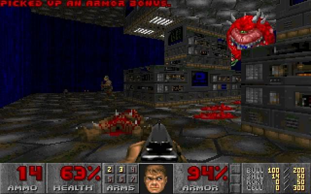 бесплатно скачать игру Doom 1 - фото 7
