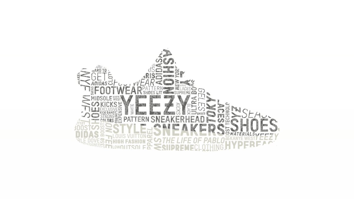 Yeezys Coloring Page Download