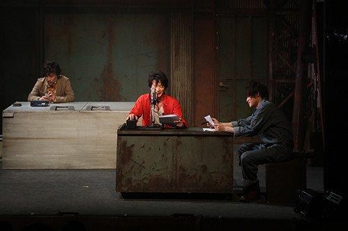 津田健次郎&藤原祐規の「はてるまでラジオ」舞台化、番組で募集した演出も