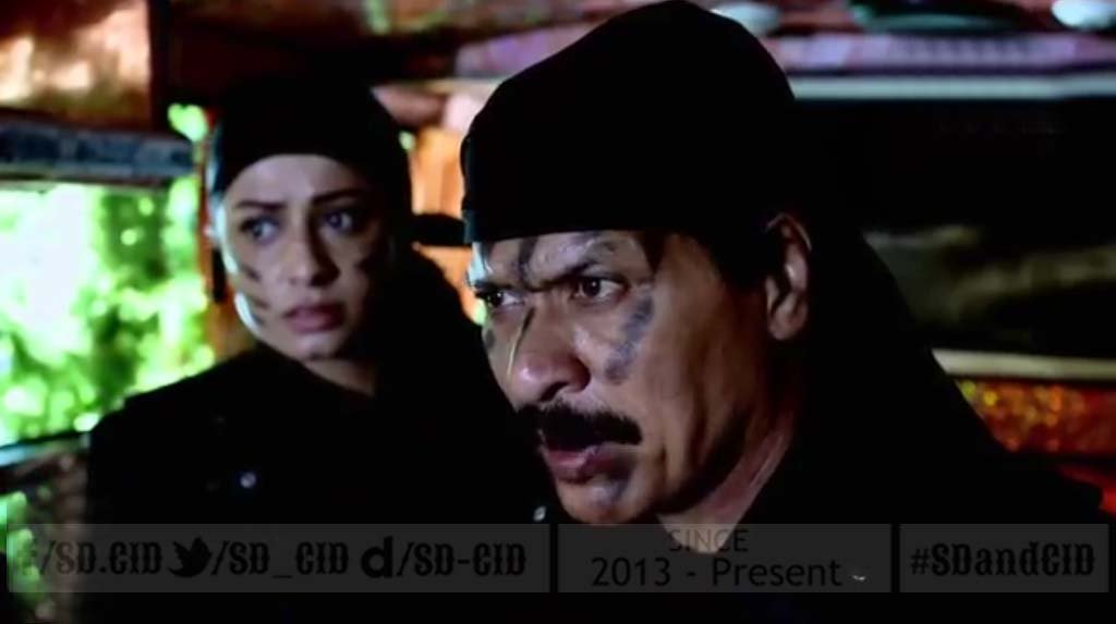 Cid Episode 12