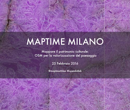 MaptimeMilano vol. IX