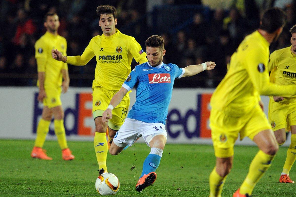 Rojadirecta Napoli Villarreal Streaming di Europa League, dove vedere la partita