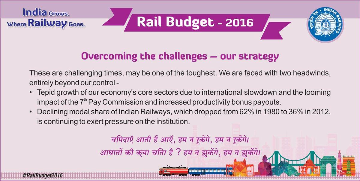 #RailBudget2016 @sureshpprabhu   latest updates on microsite https://t.co/QShIBESSRT https://t.co/W1rqwAgWq7