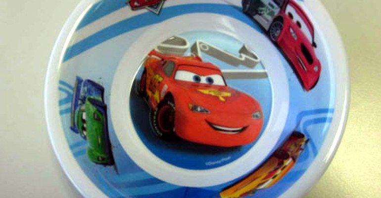 "Coop ritira ""Scodella Cars"" per bambini per rischio contaminazione da melamina"