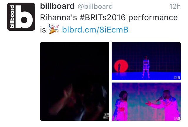 No-Promoción >> Era ANTI (BRIT Awards actuación Pag. 44) - Página 45 CcDTY-bUUAECn7u