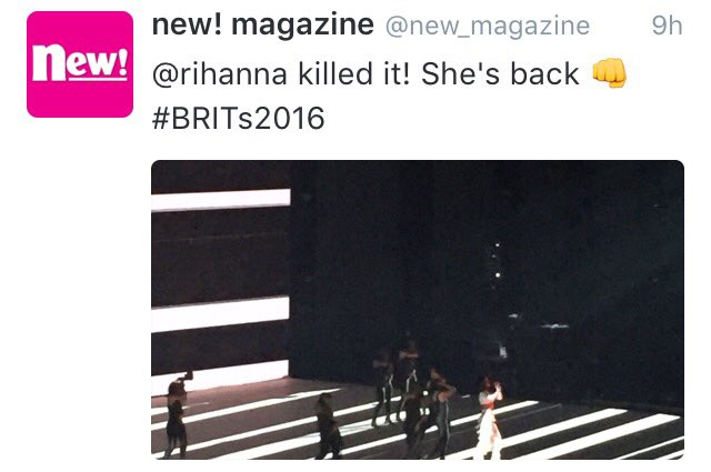 No-Promoción >> Era ANTI (BRIT Awards actuación Pag. 44) - Página 45 CcDTdaQVIAADlpA