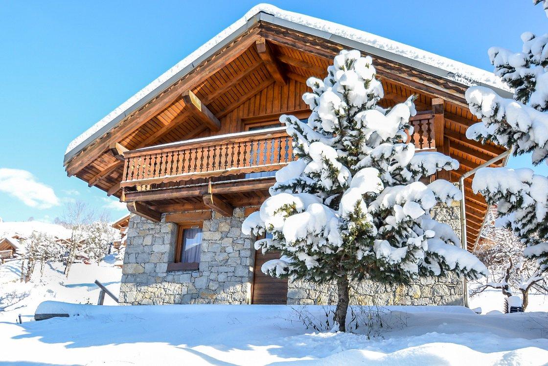Chalets Gallo Rosso: Masi per trascorrere una vacanza in compagnia in Alto Adige