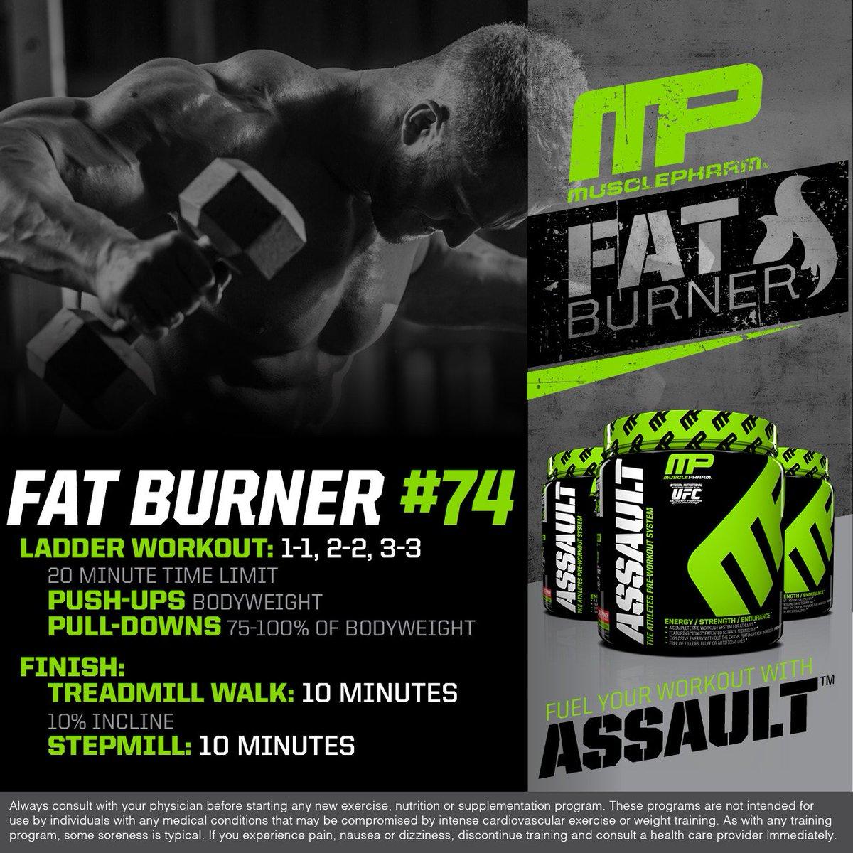 assault fat burner)